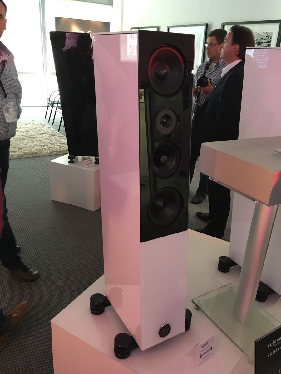 Nieuw de Audio Physic Midex - Novus Audio