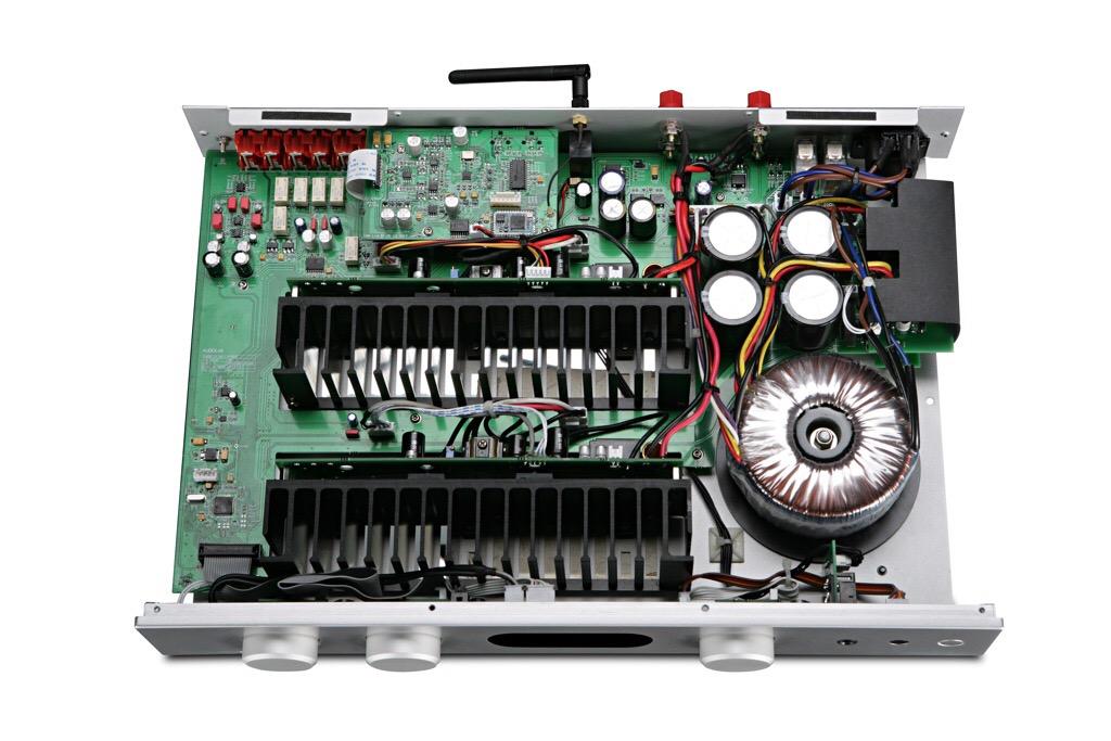 Prachtige test van  de Audiolab 6000A - Novus Audio