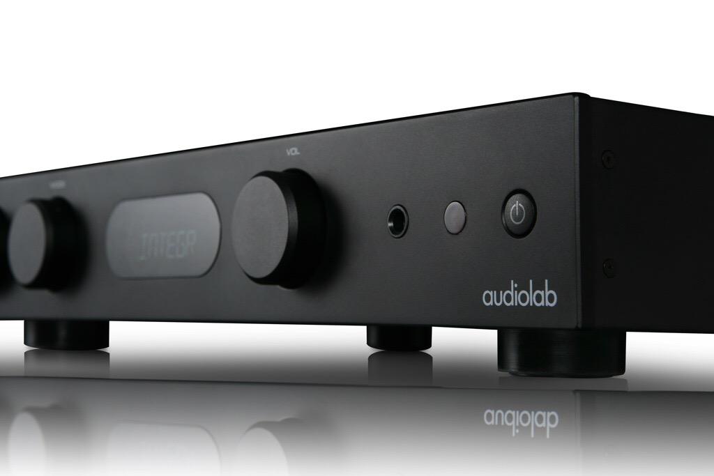 Prachtige test van  de Audiolab 6000A