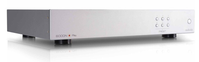Audiolab 6000N streamer - Novus Audio