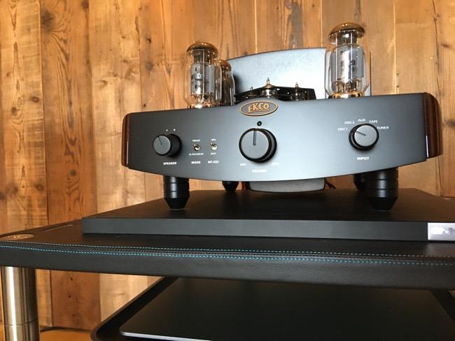 Ekco buizenversterkers bij novus Audio - Novus Audio