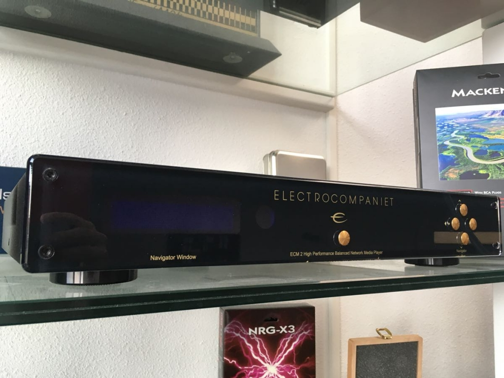 Electrocompaniet ECM2 - Novus Audio