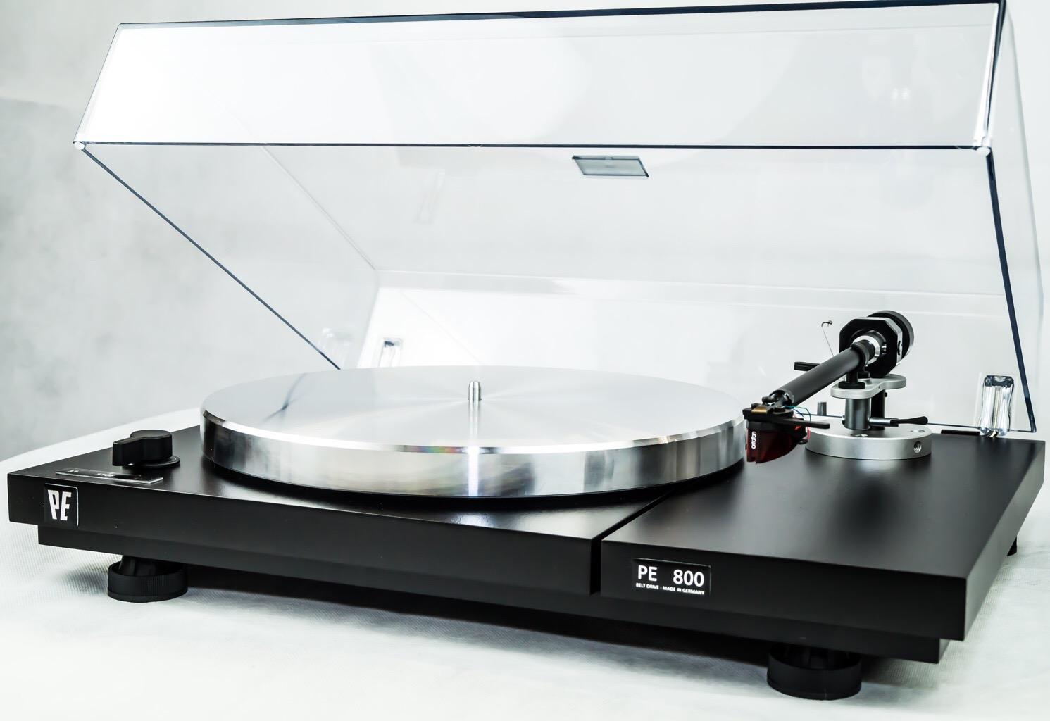 Weer een prachtige test van de PE800 - Novus Audio