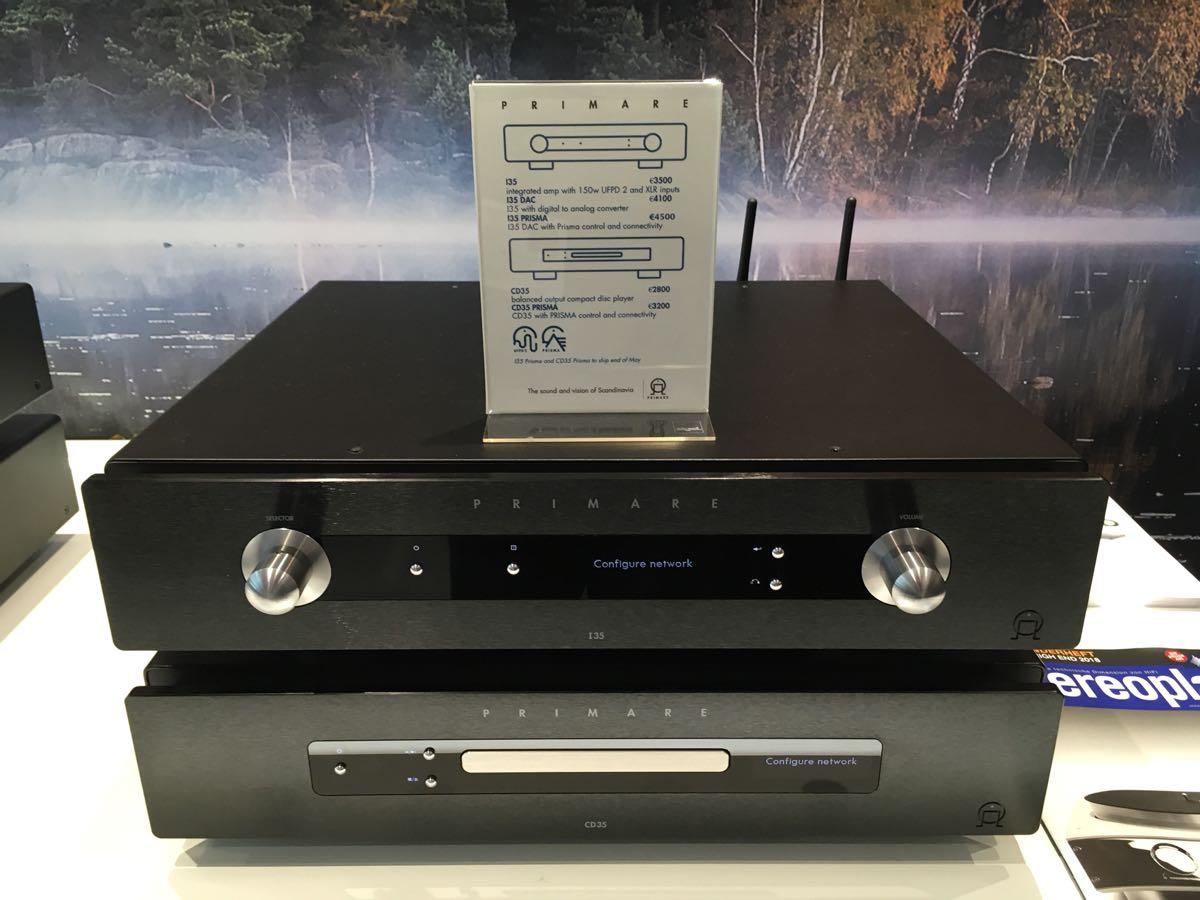 Primare I35 en CD35
