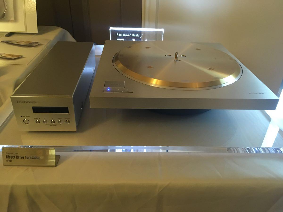 Eerste indruk en prijzen van de nieuwe Technics SP10R/SL1000R