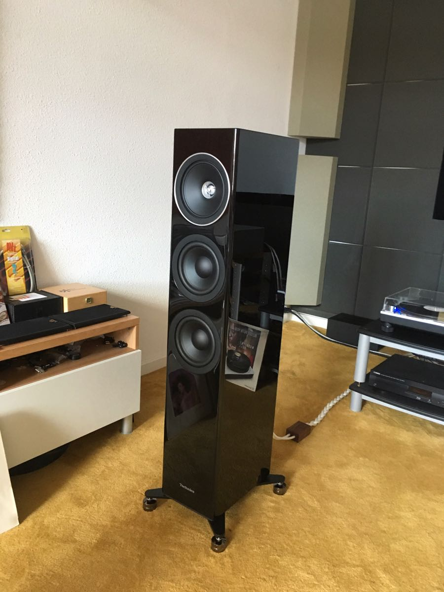 Review Technics SB-G90 - Novus Audio